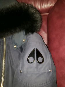 New Moose Knuckle Bomber Size Small