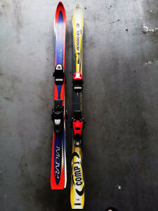 Junior Skis with Bindings, Junior Ski Boots