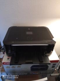 Canon PIXMA MG6150 scannable printer - photo quality