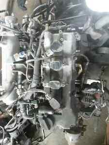 2005 nissan sentra 1.8L engine and transmission