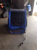 Schwinn baby bike carrier 2 seater
