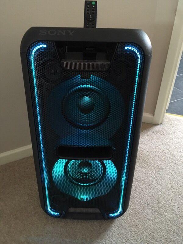 Sony Gtk Xb7 Bluetooth Bass Speaker In Abbeymead