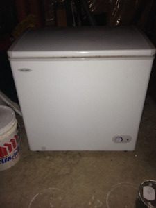 2 small freezers $100.00 each