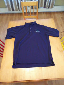 Golf Polo with Oakfield monogram - Size Medium