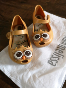 mini melissa toddler shoes