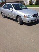 2006 Nissan Sentra ONLY 44000 KMS!
