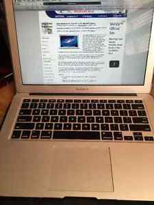 Mint Apple MacBook Air 13.3 inch - 120GB Storage and 4GB Ram