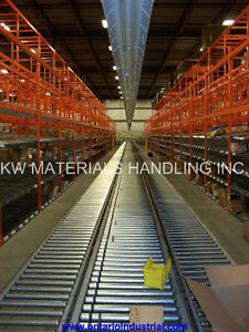 LEASE TO OWN RACKING, SHELVING, CANTILEVER & WAREHOUSE EQUIPMENT Kitchener / Waterloo Kitchener Area image 1