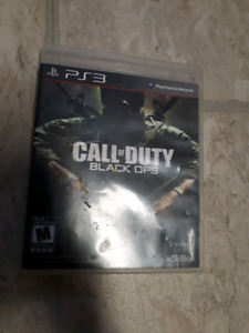 Call of Duty Black Ops I & II for PS3