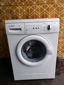Bosch washing machines 7kg (DELIVER TO YOU)