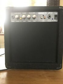 Amp for electric guitar
