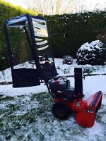 Noma Canadiana 8/24 Dual Stage Snowblower