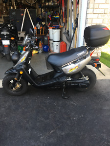 Yamaha BWS 50 2005 in mint condition