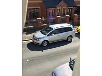 7 Seater Vauxhall Zafira 1.6 Club, Low mileage 67000, 12 months M.O.T