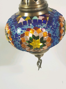 Handmade Turkish Traditional Light
