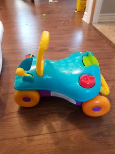 Marchette convertible