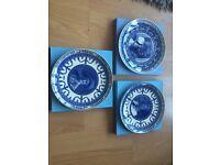 Daily Mail Wedgwood Royal plates