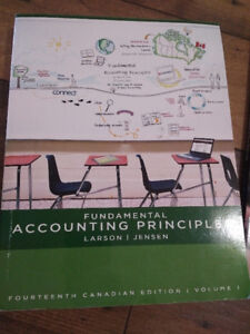 Trillum Accounting/Business textbooks