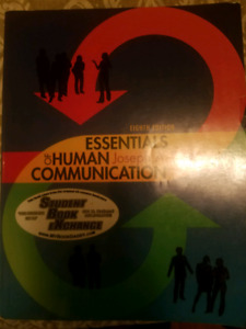 ESSENTIALS OF HUMAN COMMUNICATION, EIGHT EDITION