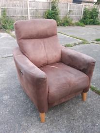 Reclining Armchair