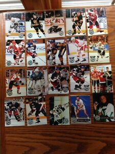 For Sale: Pro Set 1991-92 Platinum Hockey Cards Sarnia Sarnia Area image 4