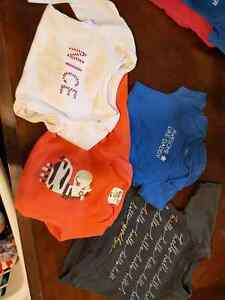 0-3 month and 3 month  girl clothes London Ontario image 1