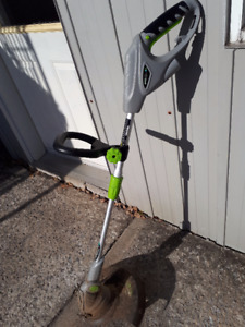 Earth Wise weed eater
