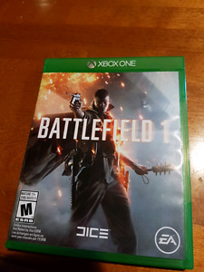 Battlefield 1 for Xbox