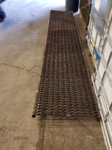 Steel Grates for Trailers, Ramps and Equipment