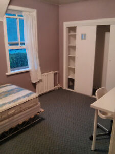 APT 2 WITH 3 ROOMS  FOR RENT CLOSE TO uOTTAWA !