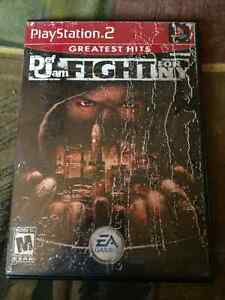 Def Jam Fight for NY ps2