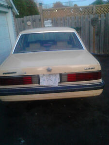 1985 Plymouth reliant 4 cylinder 4 London Ontario image 2