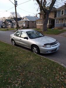 2004 Chevrolet Cavalier Sedan