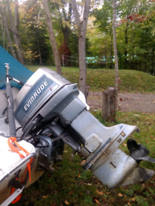 1985 90hp Evinrude Outboard