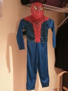 Costume Halloween - Spider man - enfants