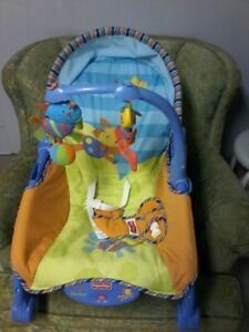 FISHER PRICE BABY TO TODDLER SEAT