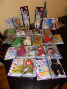 McDonalds Beanie Babies - New in Box