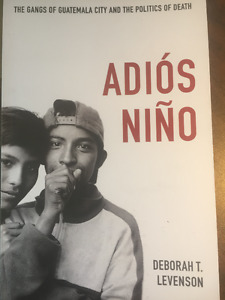 Adios Nino: The Gangs of Guatemala City and the Politics of Deat
