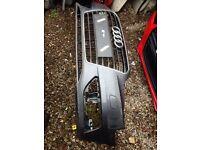 2015 Audi A3 8v front bumper &grill