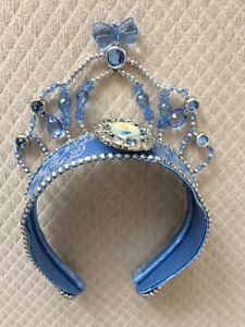 Cinderella Dress and Tiara from the Disney Store