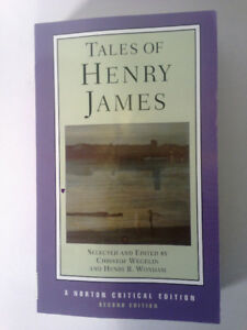 Tales of Henry James: Norton Critical Edition 2nd Ed.