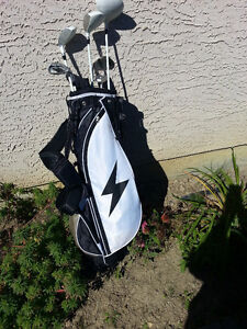 Youth - golf clubs