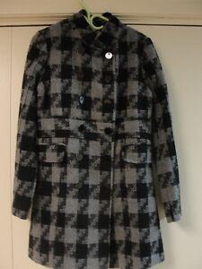 Manteau propre gris