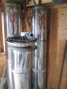cheminée pour poêle a bois