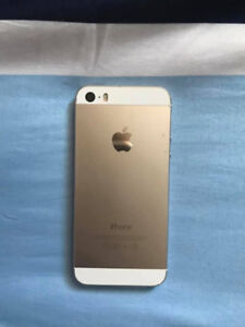 iPhone 5 - Gold