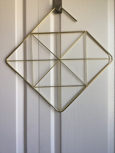 *Brand new* clothes hanger