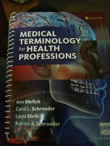 medical terminology book for office administration