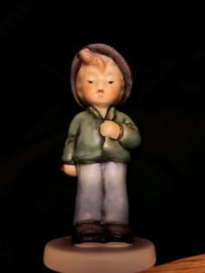 Hummel heart and soul figurine