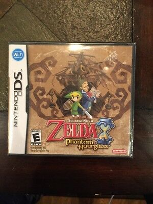 The Legend of Zelda: Phantom Hourglass (Nintendo DS, 2007)