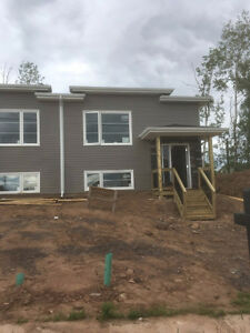 New Construction for rent October 1st!